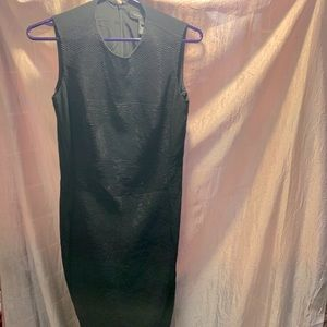 Ralph Lauren black sequined dress NWT